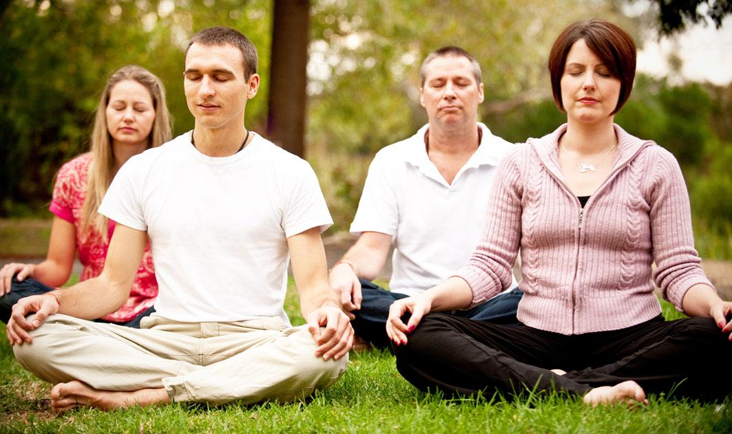 Csoportos meditáció